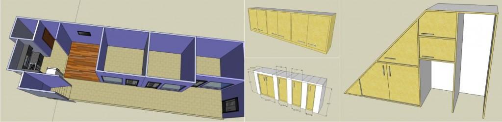 desain lantai 2