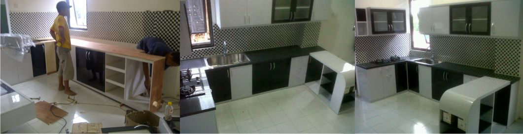 Mengenal 2 Pilihan Bahan Untuk Finishing Kitchen Set