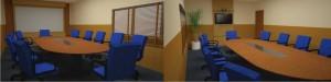 Rencana Desain Ruang Rapat
