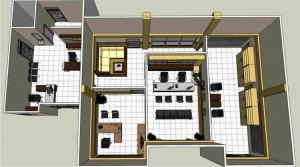 Rencana Layout Interior