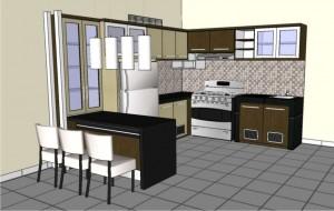 kitchen-minimalis