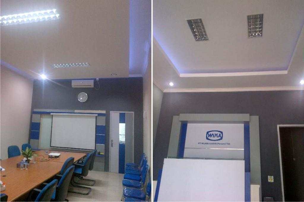 Renovasi Interior Selesai