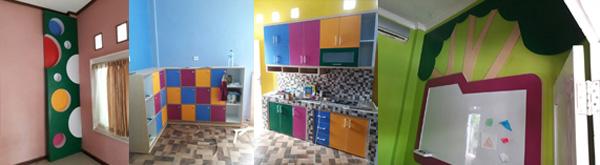 interior taman kanak-kanak