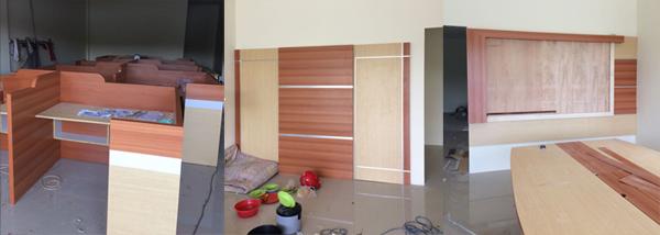 proyek interior kantor samarinda