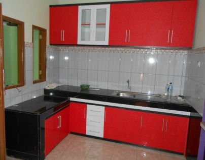 Warna Kitchen Set Arsip M Interior