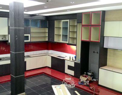 Kitchen Set Balikpapan Arsip M Interior