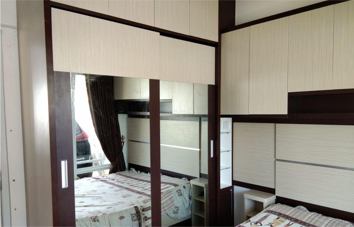 Furniture Set Kamar Tidur Minimalis