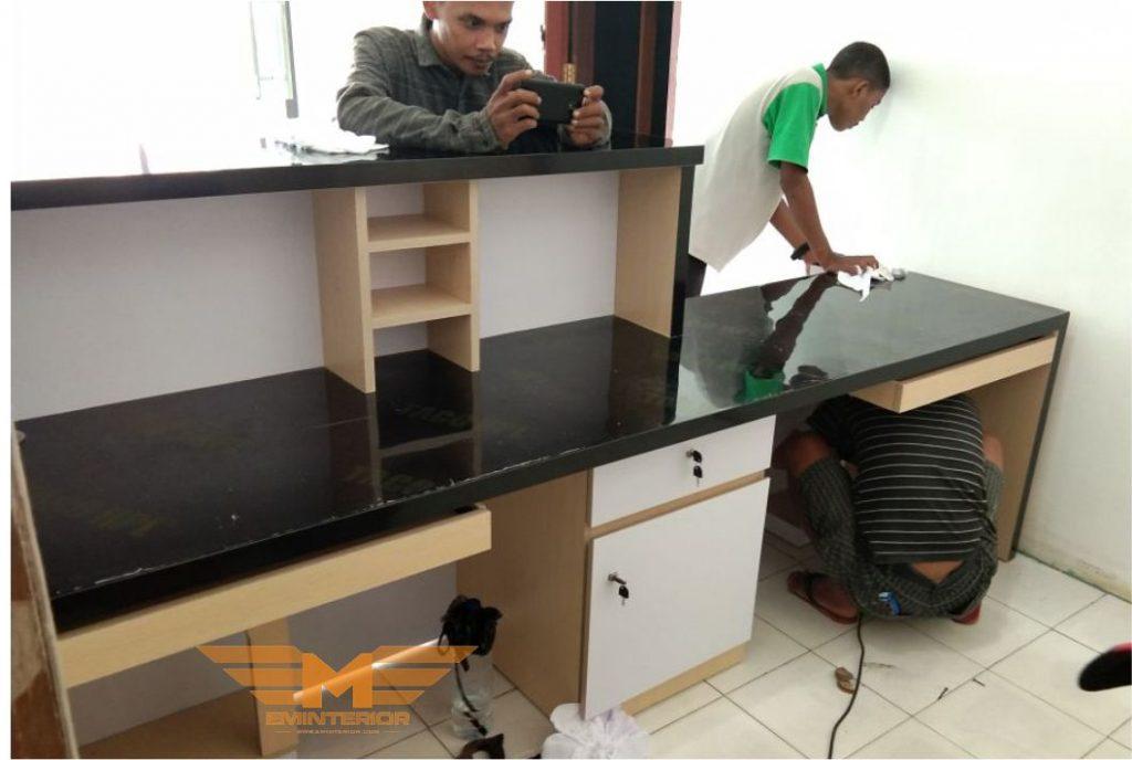 Pemasangan Furniture Interior