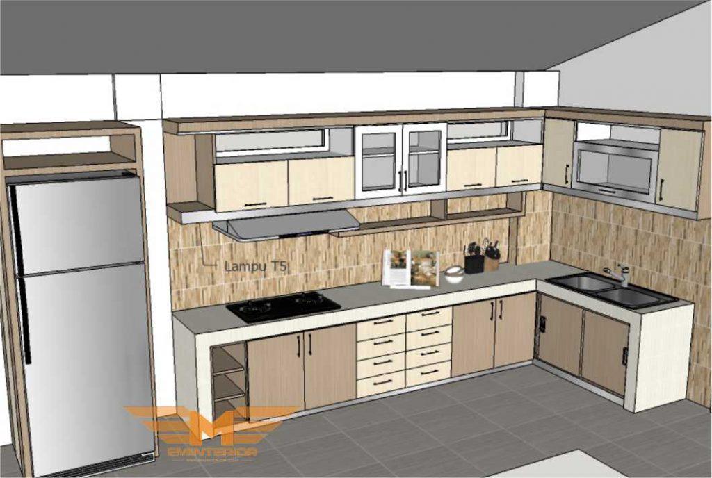 jasa-desain-dapur-balikpapan